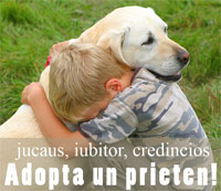 Adopta un prieten!